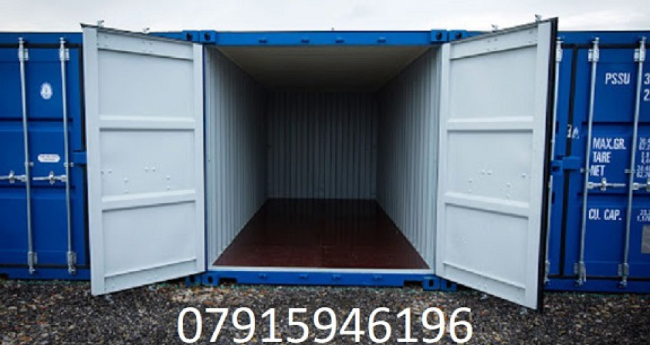 Storage from £25 a week